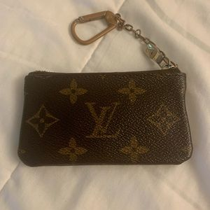 Louis Vuitton Cles Keychain